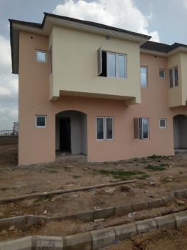 3 Bedrooms Duplex with Boys Quarter, Karsana, Abuja, Terraced Duplex for Sale