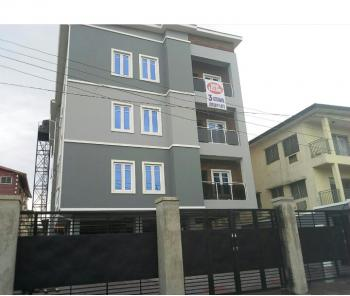 Serviced 3 Bedroom Flat., Sabo, Yaba, Lagos, Office Space for Rent