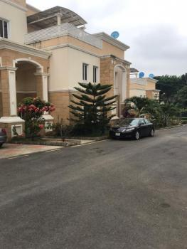Luxury Finished and Serviced 3 Bedroom Terraced Duplex with Bq., Maitama District, Abuja, Terraced Duplex for Rent