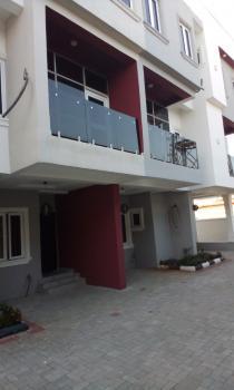 Newly Built 3 Bedrooms Terrace Duplex, Interlocked Street Close to Medina, Gbagada, Lagos, Terraced Duplex for Rent