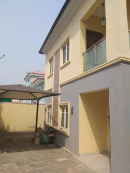 Newly Built 4 Bedroom Duplex with Bq, Private Compound., Value County Estate By Blenco Supermarket., Sangotedo, Ajah, Lagos, Detached Duplex for Rent