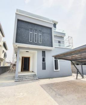 5 Bedroom Fully Detached Duplex with Swimming Pool and Bq, Osapa, Lekki, Lagos, Detached Duplex for Sale