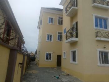 Newly Built 6 No 3 Bedrooms Flat with a Room Bq Each, Ikota Villa Estate By Mega Chicken, Ikota, Lekki, Lagos, Flat / Apartment for Sale