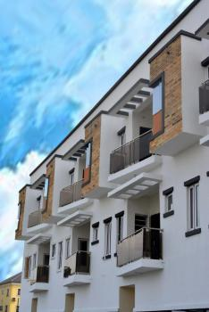 4 Bedrooms Terraced Luxurious Duplex with Massive Rooms, Thomas Estate, Lekki Phase 1, Ajah, Lagos, House for Rent