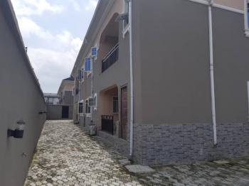 Clean Spacious 3 Bedroom Flat, Ocean Palm Estate After Blenco Lbs., Sangotedo, Ajah, Lagos, Flat for Rent