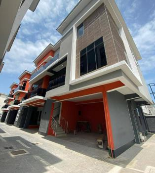 Brand New 4 Bedroom Terrace Duplex with Bq, Oniru, Victoria Island (vi), Lagos, Terraced Duplex for Rent