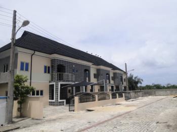 3 Bdroom Shell Terrace Duplex, Okun, Along Atican Beach, Ajah, Lagos, Terraced Duplex for Sale