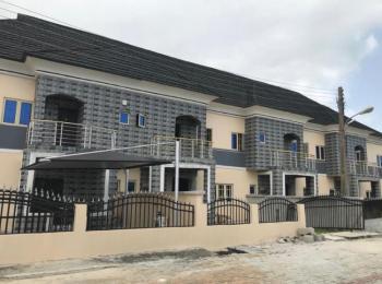 Custom Shell 3 Bedroom Terrance Duplex with Bq, Okun, Ajah, Lagos, Terraced Duplex for Sale