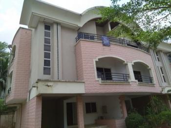 4 Bedroom Terrace House with 1 Room Bq, Mambilla Estate, Osborne Phase 1, Osborne, Ikoyi, Lagos, Terraced Bungalow for Rent