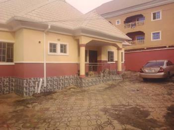 Newly Renovated 5-bedroom, Phase 6 Extension, Trans Ekulu, Enugu, Enugu, Detached Bungalow for Sale