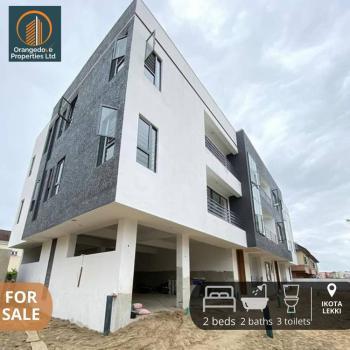 Brand New 2 Bedroom Flat., Ikota, Lekki, Lagos, Block of Flats for Sale