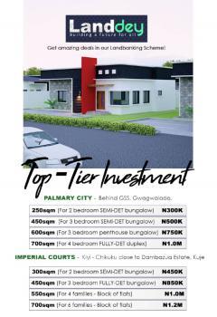 Affordable Investment Lands, Kiyi Chikuku., Kuje, Abuja, Residential Land for Sale