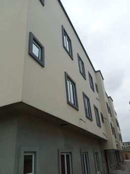 a Unique & Tastefully Built 2/3bedroom Flat All Ensuit + Guest Toilet, Lekki Phase 1, Lekki, Lagos, Block of Flats for Sale