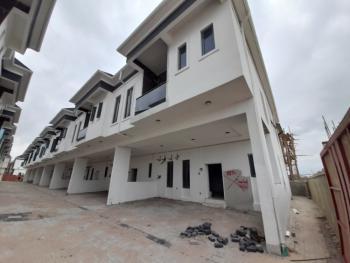 Luxury 4 Bedrooms Terraced Duplex, Lafiaji, Lekki, Lagos, Terraced Duplex for Sale