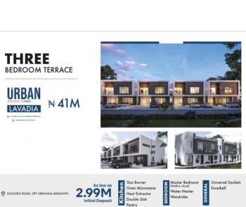 3 Bedroom Terrace Duplex, Urban Prime Two Estate Abraham Adesanya Road, Ajah, Ogombo, Ajah, Lagos, Terraced Duplex for Sale