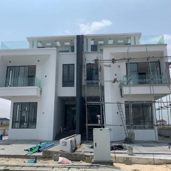 5 Bedroom Semi Detached Duplex with Bq & Swimming Pool, Cowrie Creek, Ikate, Lekki, Lagos, Semi-detached Duplex for Sale