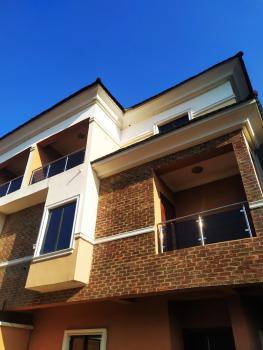 5 Bedroom Semi-detached House with 2 Room Bq, Off Durosinmi Etti, Lekki Phase 1, Lekki, Lagos, Semi-detached Duplex for Rent
