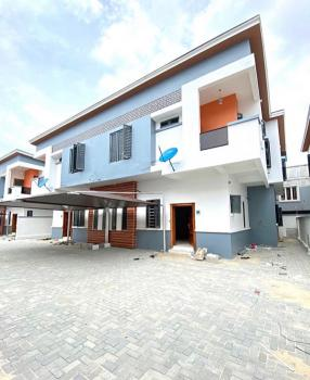4 Bedroom Semi Detached Duplex with a Room Bq, Chevron, Lekki Phase 2, Lekki, Lagos, Semi-detached Duplex for Sale