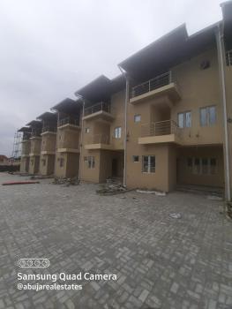 Luxury 4 Bedroom Terraced Duplex & 1 Room Bq, Life Camp, Abuja, Terraced Duplex for Rent