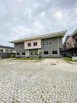 4 Bedroom Semi Detached Duplex with a Bq, Lekki 3rd Round About, Lekki Phase 2, Lekki, Lagos, Detached Duplex for Sale