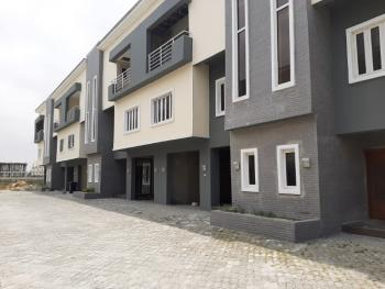 Brand New 4 Bedroom Terrace with 24hrs Electricity, Security and Water, Ocean Bay Estate Orchid Road, Lekki Phase 2, Lekki, Lagos, Terraced Duplex for Sale