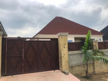 Luxury 4 Bedroom Bungalow with 1 Bedroom Basement & Bq, Efab Globa Estates, Mbora (nbora), Abuja, Detached Bungalow for Sale