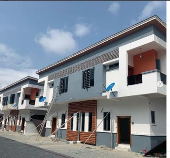 Superb 4 Bedroom Semi-detached House, Chevron Drive, Lekki, Lagos, Semi-detached Duplex for Sale