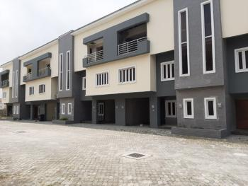Brand New 4 Bedroom Terrace with 24hrs Electricity, Ocean Bay Estate on Orchid Road, Lekki Phase 2, Lekki, Lagos, Terraced Duplex for Sale
