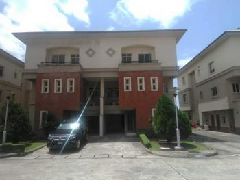 Luxury 4 Bedroom Semi Detached House with 2 Rooms Bq, Banana Island, Ikoyi, Lagos, Semi-detached Duplex for Rent