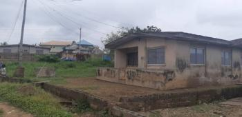 a 3 Bedroom Bungalow with 1 Plot (with Red Copy) Beside The Road, Temidire Avenue, After Sharp Corner, Oluyole Estate Extention, Oluyole, Oyo, Detached Bungalow for Sale