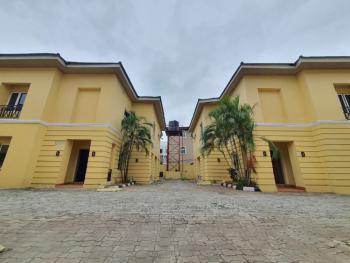 4bedroom Semi Duplex, Lekki Phase 1, Lekki, Lagos, Semi-detached Duplex for Rent