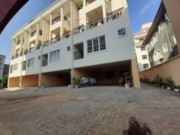 Serviced 4 Bedroom Ensuite Terrace with 2 Rooms Bq, Oniru, Victoria Island (vi), Lagos, Terraced Duplex for Rent