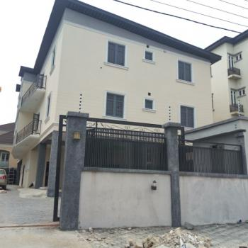 Newly Built 3 Bedroom Flat Within a Mini Estate., Victoria Bay Estate, Lafiaji, Lekki, Lagos, Flat for Rent