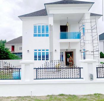 Luxury 6 Bedroom Detached Duplex with Bq in a Gated Estate, Royal Gardens Estate, Ajah, Lagos, Detached Duplex for Sale