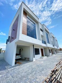 Luxury Contemporary 4 Bedroom Terraced Duplex with Bq, Idado, Lekki, Lagos, House for Sale