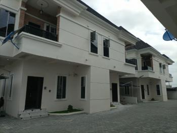 Luxury 4 Bedroom Semi Detached Duplex with Excellent Features, Spg Road, Ologolo, Lekki, Lagos, Semi-detached Duplex for Sale