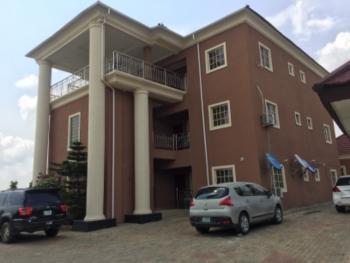 Serviced 2 Bedroom Flat , Ground Floor, in an Estate., Utako, Abuja, Flat for Rent
