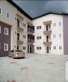 Brand New Luxury 2 Bedroom Flat with Federal Light, Shell Corporative Layout, Eliozu, Port Harcourt, Rivers, Mini Flat for Rent