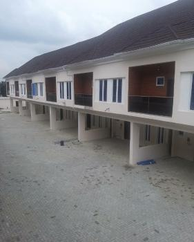Exclusive Fully Serviced 4 Bed Terrace Duplex in 2nd Toll Gate, Lekki, 2nd Toll Gate, Lekki Phase 2, Lekki, Lagos, Terraced Duplex for Rent