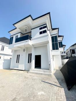4 Bedroom Detached Duplex, By The 2nd Toll Gate, Lekki, Lagos, Detached Duplex for Sale