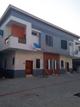 Luxurious 4 Bedroom Semi Detached Duplex+bq, Chevron Drive, Lekki Phase 1, Lekki, Lagos, Semi-detached Duplex for Sale
