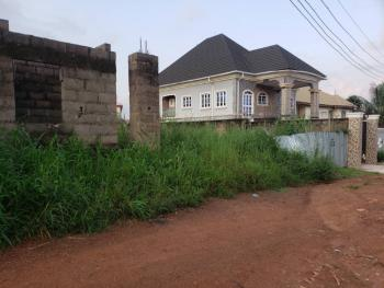 Strategic Plot of Land with Fence, New Haven Extension,opp Northwest Filling Station, New Haven, Enugu, Enugu, Mixed-use Land for Sale