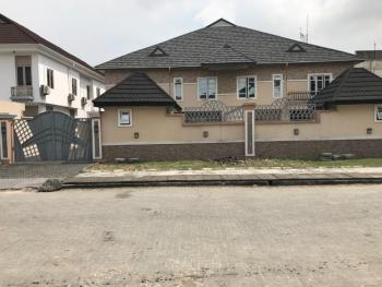 Twin 5 Bedroom Semi Detached Duplex with Bq All Ensuite, Alakija, Lekki Phase 1, Lekki, Lagos, Semi-detached Duplex for Sale