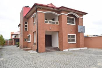 Magnificent 5 Bedroom Duplex on Large Compound Space with Mini Flat Bq., Brentwood Estate, Lekki Phase 1, Lekki, Lagos, Detached Duplex for Rent