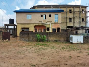 One Storey Building on Half Plot of Land, Akiode, Ojodu, Lagos, Residential Land for Sale