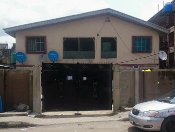 a Block of 7 Flats Sitting on 1,000sqm Land, Akoka, Yaba, Lagos, Block of Flats for Sale