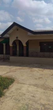 Newly Renovated 4 Bedroom Alone in The Compound at a Good Location., Ahamadiya., Abule Egba, Agege, Lagos, Detached Bungalow for Rent