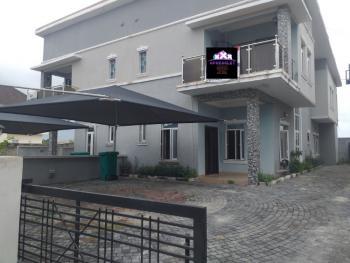 Magnificent 4 Bedroom Duplex with Room Bq., Megamond Estate, Lekki County, Lekki, Lagos, Semi-detached Bungalow for Rent