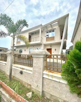 Classique, Contemporary & Custom Built, 5 Bedrooms, Osapa, Lekki, Lagos, Detached Duplex for Sale
