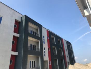 Luxury En-suite 2 Bedrooms Apartment in a Well Secured Estate, Gracias Residence Moonstone, Okunraiye, Ibeju Lekki, Lagos, Block of Flats for Sale